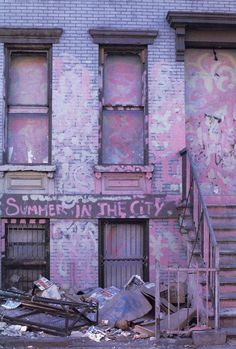 Summer in the City by Old Chum