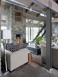 Captivating Luxury Lake House   Massimo Interior Design Of Little Rock, Arkansas    Photography By Rett