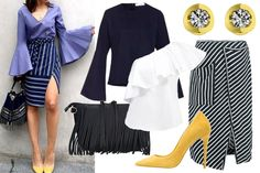 Eye-Catcher Asymmetrical Clothes | Hot Trend This Summer