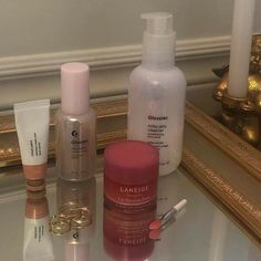 Beauty Care, Beauty Skin, Beauty Makeup, Milky Jelly Cleanser, Perfume, Aesthetic Makeup, Skin Makeup, Makeup Inspo, Clear Skin