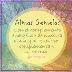 Almas Gemelas...