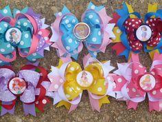Disney Princess Hairbows