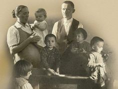 Jozef and Wiktoria Ulma (who was 7 months pregnant at the time) and their six children were executed for hiding Jews in their own home Markowa, Poland.