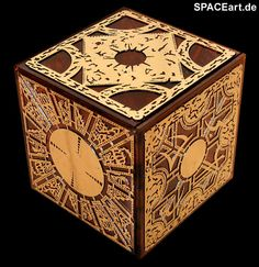 Hellraiser: Pinhead Puzzlebox -- is it wrong I want one of these???