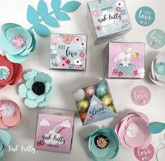 Pink Frilly: Coniglietto diy per Pasqua e Pastiglie Leone con P...