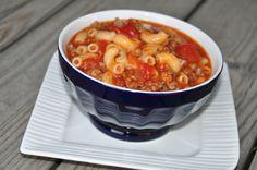 Macaroni & Tomatoes Recipe - Southern Home Cook