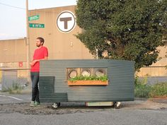 """Boston Artist Builds """"Smallest House in the World,"""" Rents It on Airbnb"""