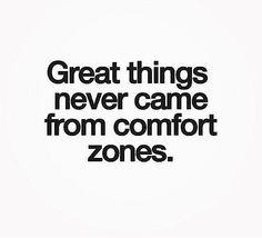 Get out of your comfort zone!!  https://www.facebook.com/cheneilTthefitNP