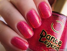 Dance Legend Candy Flakes Collection №609 Lollypop