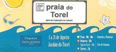 Lisboa 'balnear' abre praia no Torel | ShoppingSpirit