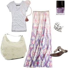 """Peaceful"" by hosefish on Polyvore so simple and beautiful"