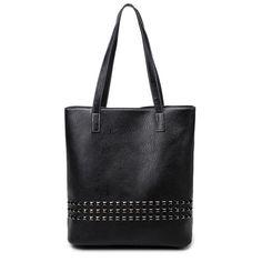 83bd0a9df5 2018 Hot Sale ladies Shoulder Bag Vintage handbag Women Messenger Bag  Casual shoulder bag Rivet Bag