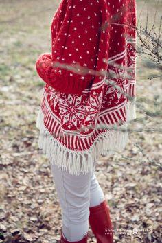 Rødtopp from my book Vakker strikk til alle årstider Design: Sidsel J. Høivik Photo: Anne Helene Gjelstad