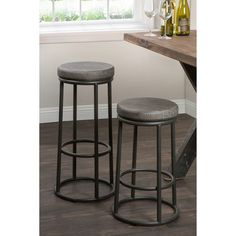 Kosas Home Willow Counter Stool | Overstock.com Shopping - The Best Deals on Bar Stools