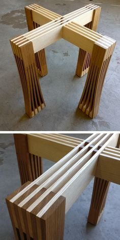 📣 34 Small Wood Projects Ideas How To Find The Best Woodworking Project For Beginners 26 Diy Furniture Plans Wood Projects, Small Wood Projects, Log Furniture, Woodworking Projects Diy, Woodworking Furniture, Plywood Furniture, Furniture Design, Diy Projects Table, Woodworking Plans
