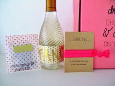 For the Love of Character: Little Box of Character - personalized labels, packaging & hair ties!