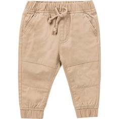 The Dymples Cuff Chino Pant strikes the perfect balance between sporty and casual. These cool cotton jogger pants are designed for a slouchy tapered fit through the ankle and finished with a secure shoelace drawstring to fasten the waist. This stone pair are a fresh and fun alternative to his usual jeans and will look great with all of his tees and jumpers