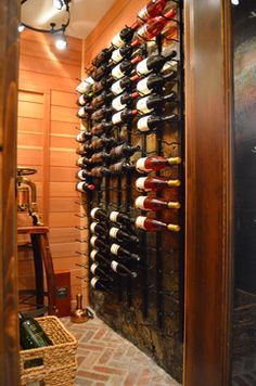 wine cellar .. ღɱɧღ || Eclectic Design Ideas, Pictures, Remodel and Decor