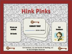 Answers To Hink Pinks Riddles | Motobild