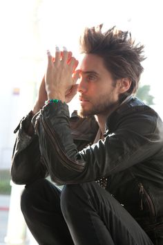 Thankyou .. for giving us .. Jared ! Also interview .. in french
