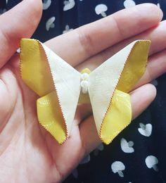 손으로 만든 나비♡ #규방공예#나비#손바느질#훨훨날아랏