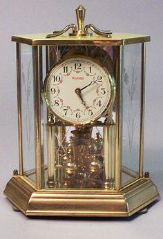 gorgeous carriage clocks google search - Anniversary Clock