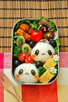 Japanese Bento Box, Japanese Food Art, Bento Recipes, Baby Food Recipes, Bento Ideas, Kawaii Cooking, Cute Bento Boxes, Bento Box Lunch For Kids, Lunch Box