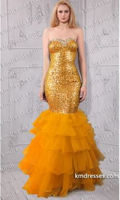 beaded Floor length strapless sweetheart psequin ruffle mermaid gown.prom dresses,formal dresses,ball gown,homecoming dresses,party dress,evening dresses,sequin dresses,cocktail dresses,graduation dresses,formal gowns,prom gown,evening gown.