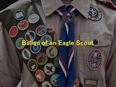 ▶ Ballad of an Eagle Scout 2014 - Personalized Presentation for Eagle COH - So Beautiful!