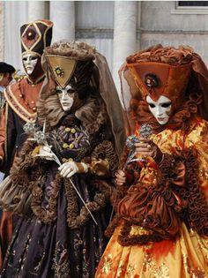 Carnival Venice, province of Venezia , Veneto region Italy .                                                                                                                                                                                 More