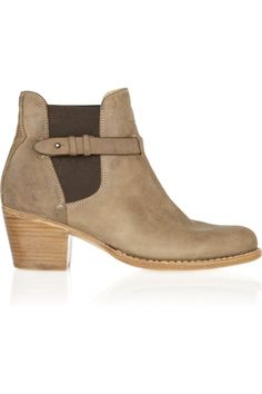 durham leather ankle boots.