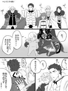 Fate Stay Night Anime, Fate Anime Series, Samurai Art, Fate Zero, Type Moon, Funny Comics, Boku No Hero Academia, Mystic, Character Art