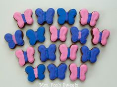 Mrs. Fox's Sweets: Summer Vacation Cookies