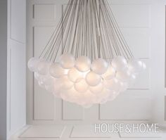 Photo Gallery: Sculptural Lighting | House & Home