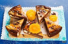 Aprende a preparar tarta de naranja y chocolate sin horno con esta rica y fácil receta. Si tienes ganas de algo dulce y lo primero que se te ha venido a la cabeza es...