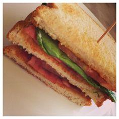 BLT (turkey bacon)