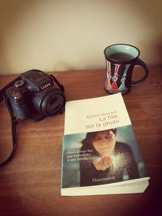 J'ai lu La fille sur la photo de Karine Reysset des Editions Flammarion