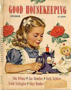 Le petit guide de la parfaite femme au foyer #livre #ancien #annees50 #vintage #book #50s