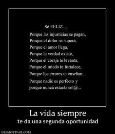 La vida.
