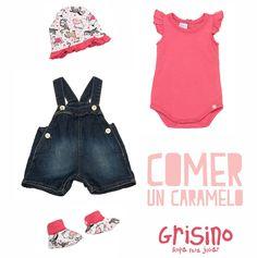 0e5e86dfc Mi primer Grisino • Verano 15´  babygirl  fashion  summer