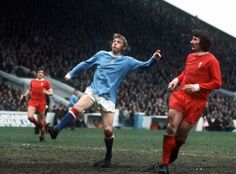 Denis Law moved from Manchester United to Manchester City.
