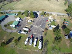Lions RV Park Cabins At Tyler TX