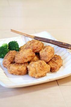 価格も栄養価も◎!食卓の優等生「豆腐」がメインになるおかず5選 ... ふわっふわの食感がたまらない♡豆腐と鶏肉のナゲット