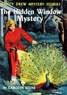 Nancy Drew mystery number 34, published in 1956, brought the teen sleuth to Charlottesville. Description from readthehook.com. I searched for this on bing.com/images