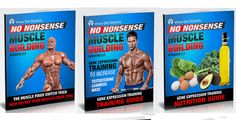 No Nonsense Muscle Building™ a step by step program which will unlock the muscle building power hidden inside your muscle fibers. #NoNonsenseMuscleBuilding #musclebuilding  http://DigieBookStore.com/no-nonsense-muscle-building/