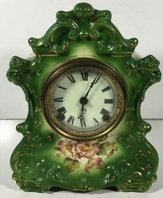 Antique Clocks Ebay Old