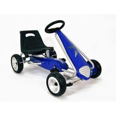 Kettler Pole Position Pedal Car by Kettler. $179.00. Kettler Pole Position Pedal Car Kettler Pole Position Pedal Car goes as fast as kids can pedal while the shifter lets them coast downhill. The dual wheel handbrake slows down the action. Inspired by our 1st pedal car from almost 50 years ago, this remains an exciting way to play and burn off energy. No need to waste electricity waiting for the car to charge as its always ready for the neighborhood track. Why Youll Love ...