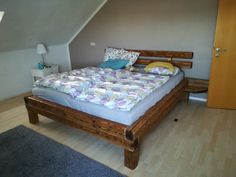 Toddler Bed, Furniture, Home Decor, Wood, Homemade Home Decor, Home Furnishings, Decoration Home, Arredamento, Interior Decorating