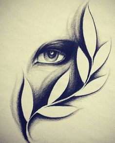 Pencil drawing! Long time no see, Pinterest. I love this though!