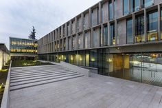 Image 1 of 26 from gallery of Ministry of Housing and Urban Development Building / Carreño Sartori Arquitectos. Photograph by Marcos Mendizabal